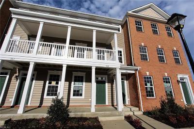 Hampton Single Family Home New Listing: 207 Waterside Dr #16