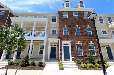 Hampton Single Family Home New Listing: 211 Waterside Dr #18