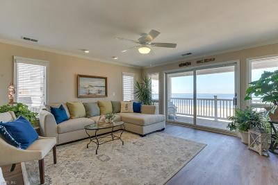 Virginia Beach Single Family Home For Sale: 4472 Ocean View Ave #B