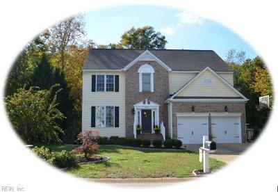 Williamsburg Single Family Home New Listing: 3205 Westover Rdg