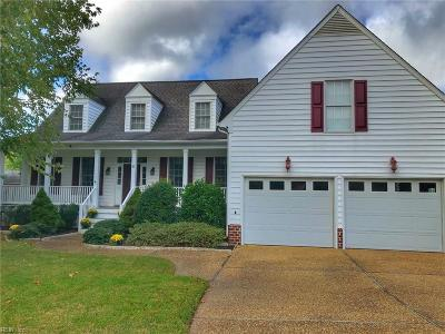 Hampton Single Family Home For Sale: 8 Blackberry Ln