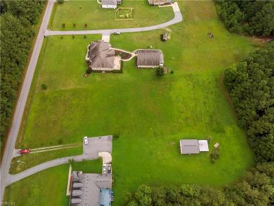 Suffolk Residential Lots & Land New Listing: 4036 Adams Swamp Rd