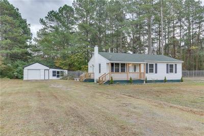 Franklin Single Family Home For Sale: 29353 Delaware Rd