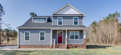 Suffolk Single Family Home New Listing: 6360 Leafwood Rd