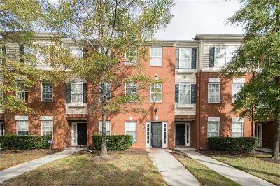 Norfolk Single Family Home New Listing: 1214 Redgate Ave #D