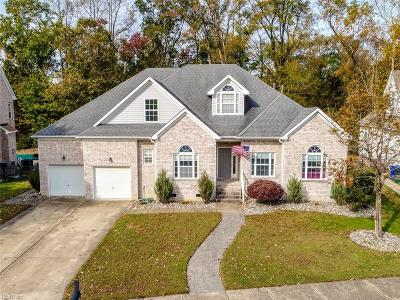 Suffolk Single Family Home New Listing: 5006 Topsail Ct
