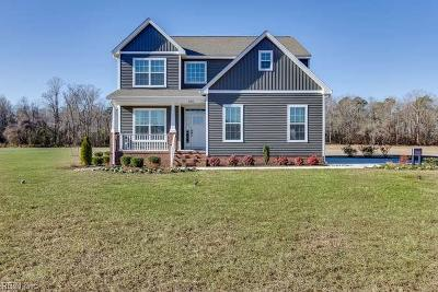 Suffolk Single Family Home New Listing: 4431 Okelly Dr