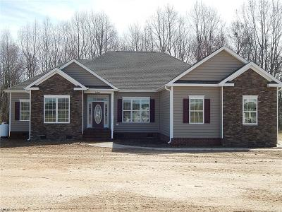 Suffolk Single Family Home New Listing: 4445 Okelly Dr