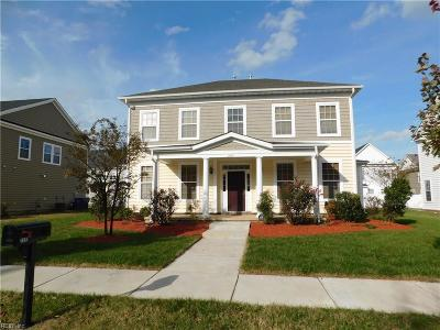 Suffolk Single Family Home New Listing: 2111 Piedmont Rd