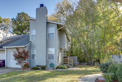 Single Family Home Under Contract: 705 Pine Wood Ct
