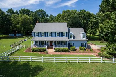 Suffolk Single Family Home New Listing: 1479 Spring Meadow Ln