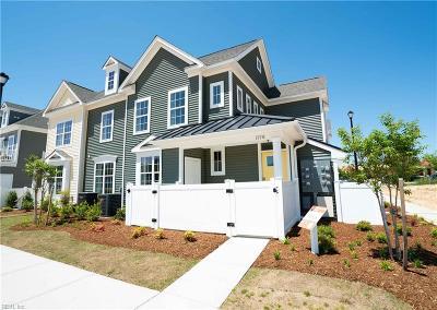 Williamsburg Single Family Home Under Contract: 610 Promenade Ln