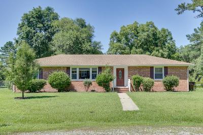 Chesapeake Single Family Home New Listing: 4000 Pinta Dr