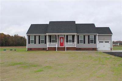 Suffolk Single Family Home New Listing: 7100 Ruritan Blvd