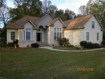 Chesapeake Single Family Home New Listing: 1040 Fairhaven Rd