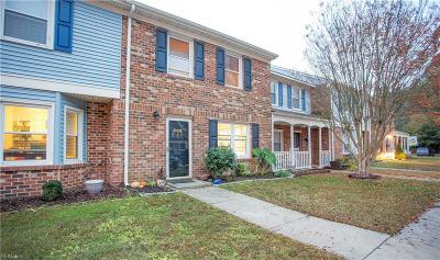 Yorktown Single Family Home New Listing: 208 Choisy Cres