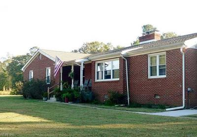 Suffolk Single Family Home New Listing: 801 Milford Ln