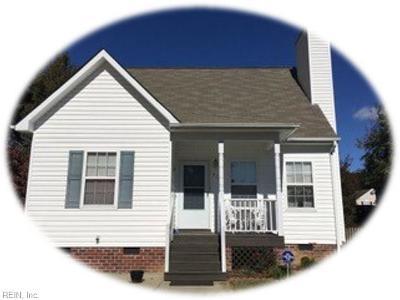 Williamsburg Single Family Home New Listing: 105 Watson Dr