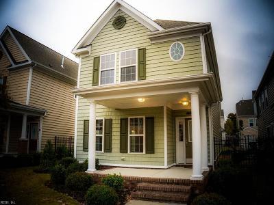 Suffolk Single Family Home New Listing: 7121 Arrington St #124