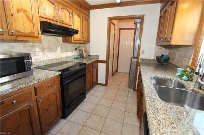 Chesapeake Single Family Home New Listing: 2620 Prescott Cir