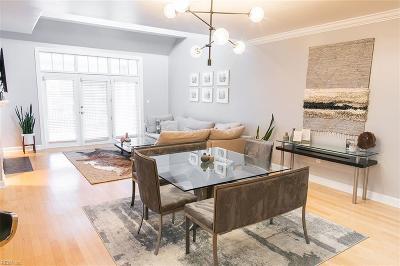 Norfolk Single Family Home New Listing: 4250 Granby St #302