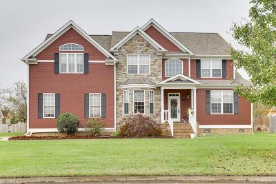 Chesapeake Single Family Home New Listing: 1233 Spruce Ln