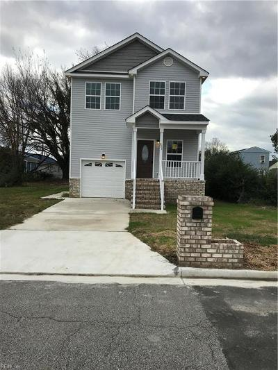 Portsmouth Single Family Home Under Contract: 921 Coolidge St