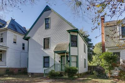 Portsmouth Multi Family Home Under Contract: 246 Broad St