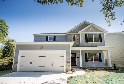 Virginia Beach Single Family Home New Listing: Mm First Ct