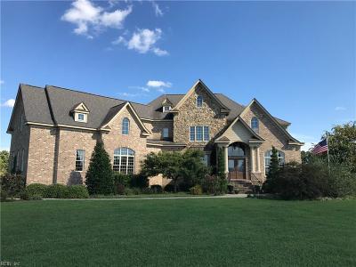 Virginia Beach Single Family Home New Listing: 2245 Cedar Crescent Ct