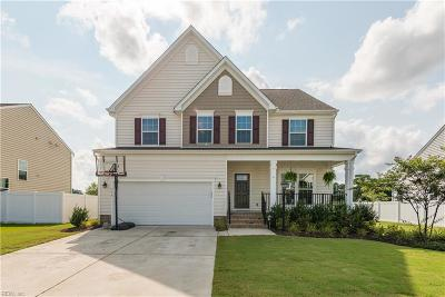 Chesapeake Single Family Home New Listing: 716 Appalachian Ct