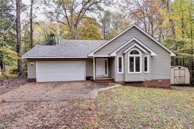 Williamsburg Single Family Home New Listing: 260 Nina Ln