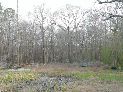 Virginia Beach Residential Lots & Land New Listing: 3393 Head River Rd