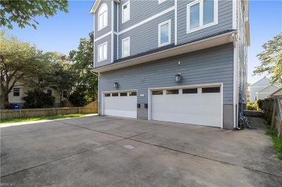 Norfolk Single Family Home For Sale: 9569 7th Bay St #B