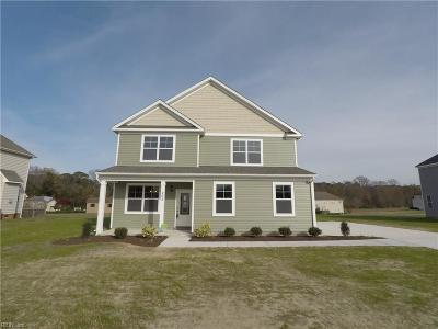 Franklin Single Family Home For Sale: 205 Kings Ln