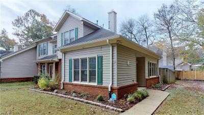 Yorktown Single Family Home New Listing: 111 Hearthstone