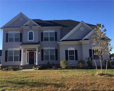 Suffolk Single Family Home New Listing: 4003 Harvest Reach Ln