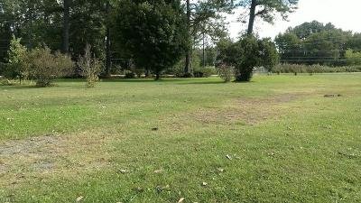 Chesapeake Residential Lots & Land New Listing: 1108 Shell Rd