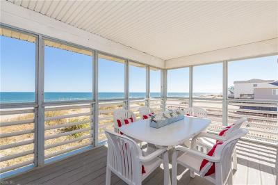Sandbridge Beach Residential Under Contract: 3560 Sandfiddler Rd