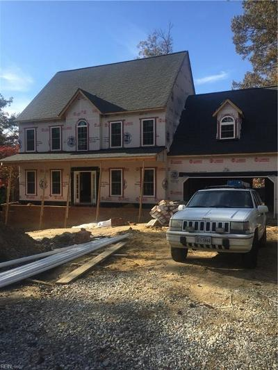 Williamsburg Single Family Home Under Contract: 109 Richards Rd