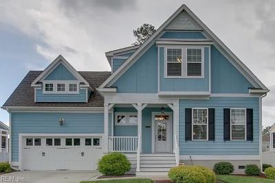 Chesapeake Single Family Home New Listing: 1909 Flintshire Dr