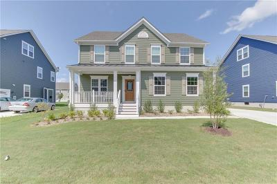 Chesapeake Single Family Home For Sale: 749 Arbuckle St