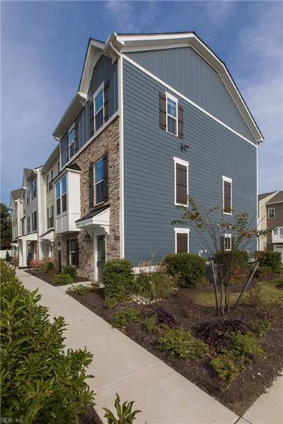 Virginia Beach Single Family Home New Listing: 505 Elmo Trower Ln