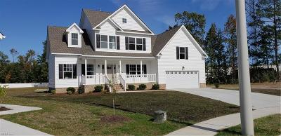 Chesapeake Single Family Home New Listing: 1248 Madeline Ryan Way