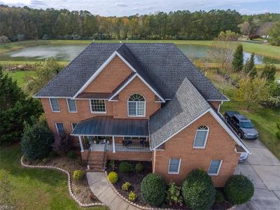 Chesapeake Single Family Home New Listing: 513 Thistley Ln
