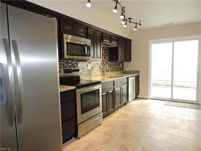 Virginia Beach Single Family Home New Listing: 1708 Newmill Ct