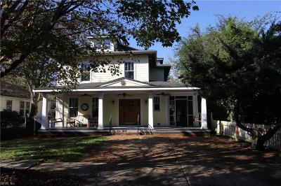 Williamsburg Single Family Home New Listing: 412 S England St