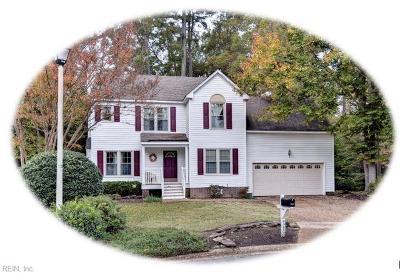 Williamsburg Single Family Home New Listing: 3012 W Tiverton