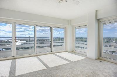 Virginia Beach Single Family Home New Listing: 3556 Shore Dr #705