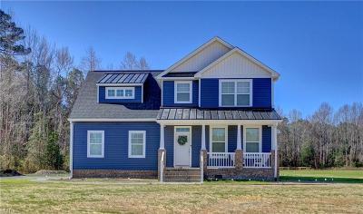 Suffolk Single Family Home New Listing: 7150 Ruritan Blvd